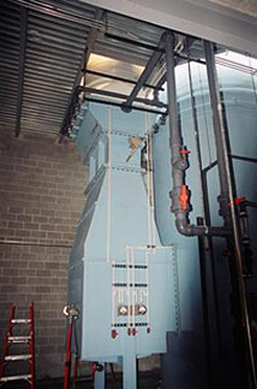 Series 7000/8000 Gas Atomized Venturi Scrubbers